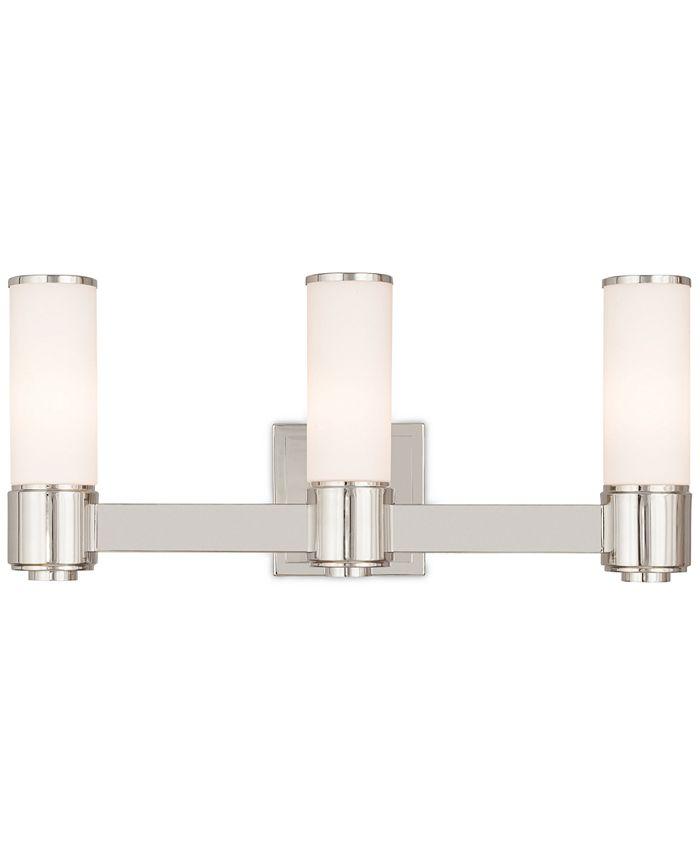 Livex - Weston 3 Light Vanity