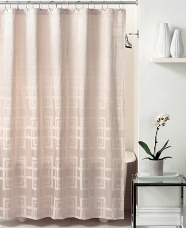 Hotel Collection Windows Shower Curtain Bathroom Accessories Bed Bath Macy 39 S