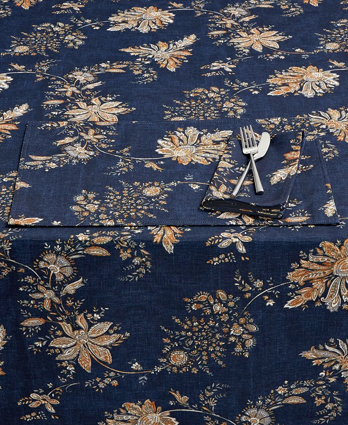 "Bardwil - Avignon 60"" x 84"" Tablecloth"