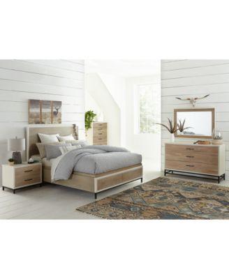 Avery Storage Platform Bedroom Furniture, 3-Pc. Set (King Platform Bed, Chest & Nightstand)