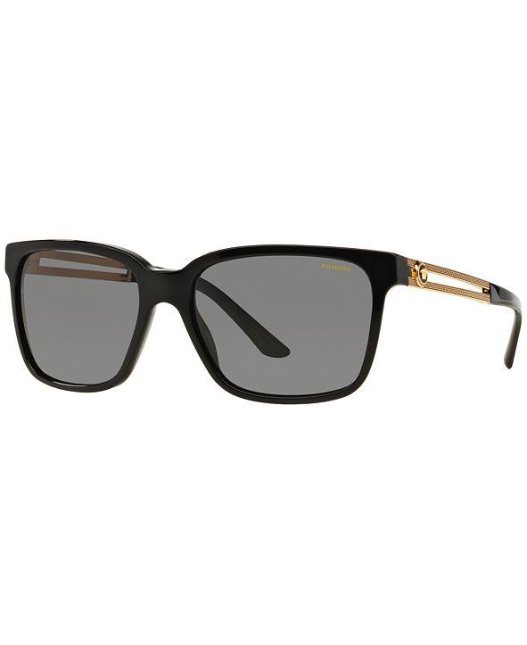 Versace Polarized Sunglasses , VE4307 58