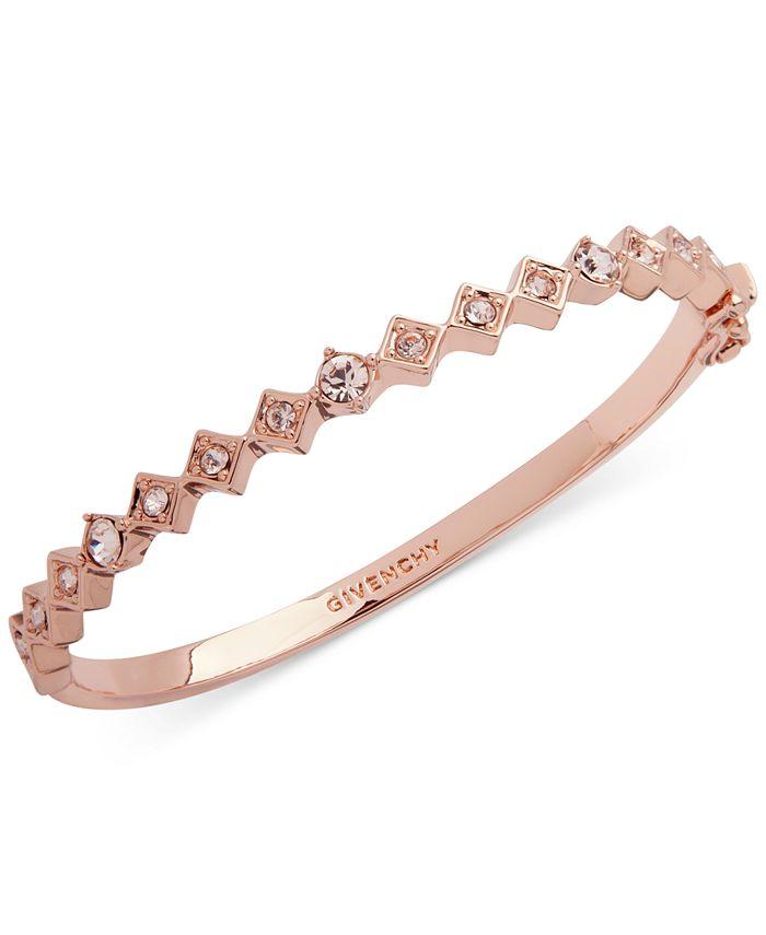 Givenchy - Crystal Bangle Bracelet