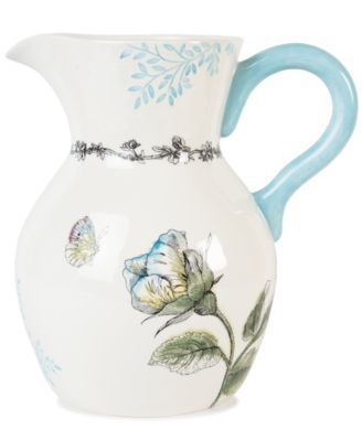 CLOSEOUT! Edie Rose by Rachel Bilson Dinnerware, Rose Pitcher