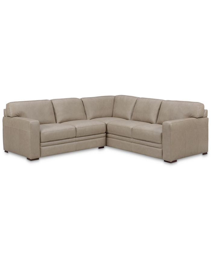 Furniture - Avenell 2-Pc. L Shape Sectional, Only at Macy's