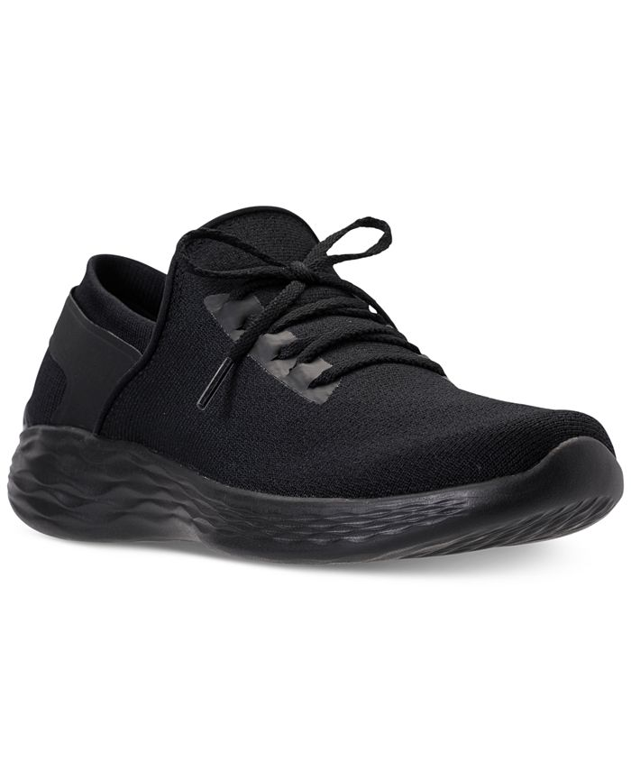 Skechers - Women's You Lace-Up Casual Walking Sneakers from Finish Line