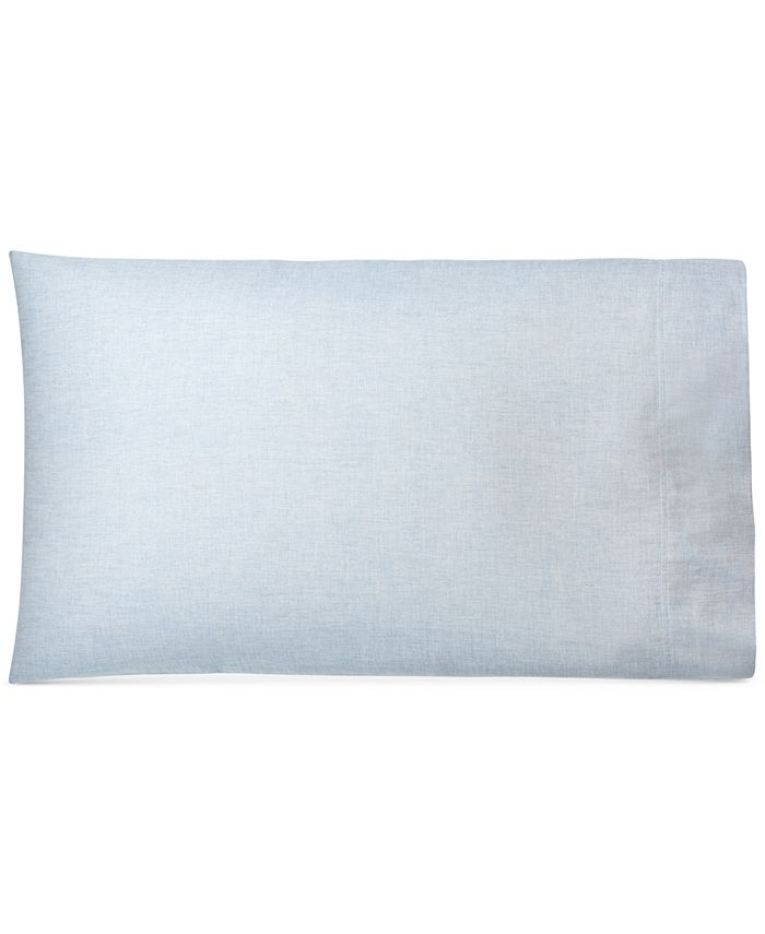 Lauren Ralph Lauren - Graydon Cotton 144-Thread Count Mélange Pair of Standard Pillowcases