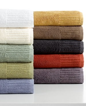 "Calvin Klein Bath Towels, Resort 16"" x 32"" Hand Towel"