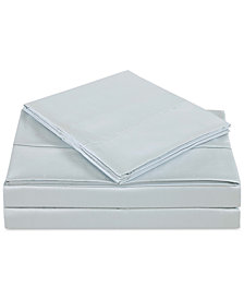 CLOSEOUT! Charisma Classic Cotton Sateen 310 Thread Count Pair of King Pillowcases
