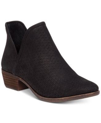 Lucky Brand Baley Perforated Chop Out