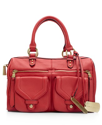 Vince Camuto Handbag, Tia Satchel - Satchels - Handbags & Accessories  - Macy's from macys.com