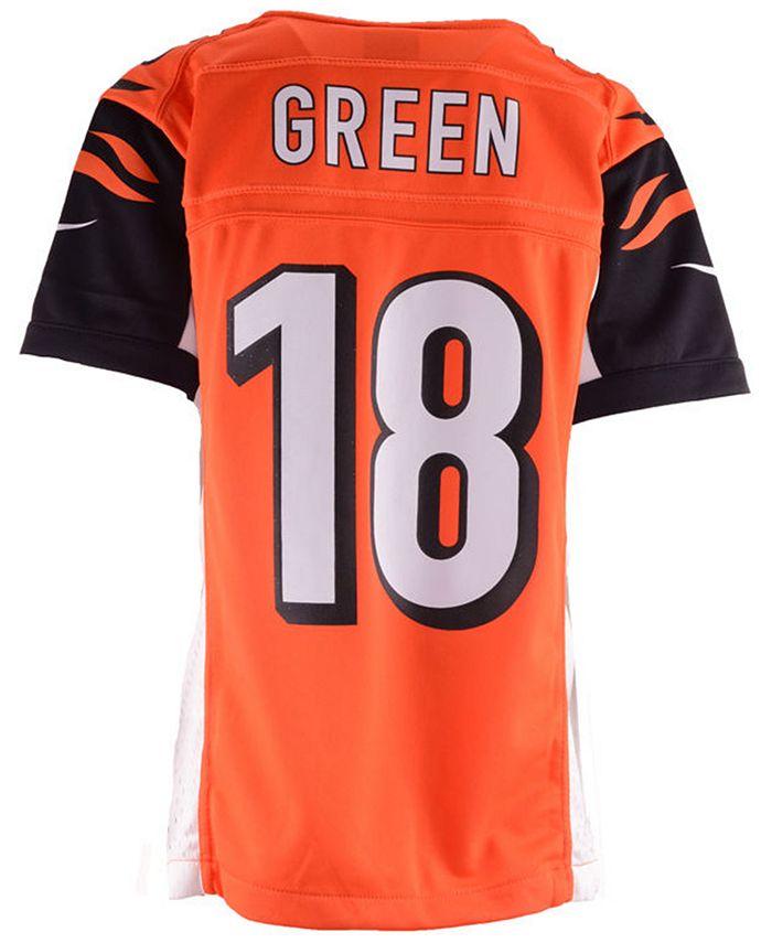 A.J. Green Cincinnati Bengals Game Jersey