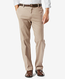 Dockers Men's Big & Tall Easy Classic Fit  Khaki Stretch Pants