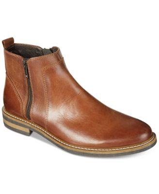 Jayce Textured Chelsea Boots