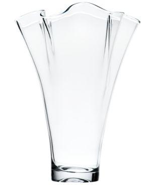 Closeout! Lenox Gifts, Organics Ruffle Centerpiece Vase 12