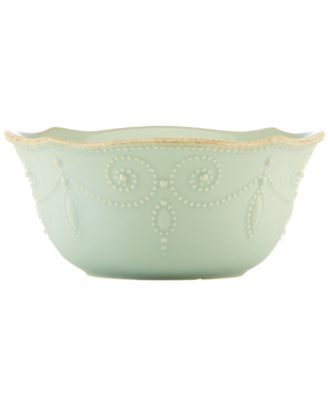 Lenox Dinnerware, French Perle Ice Blue All Purpose Bowl