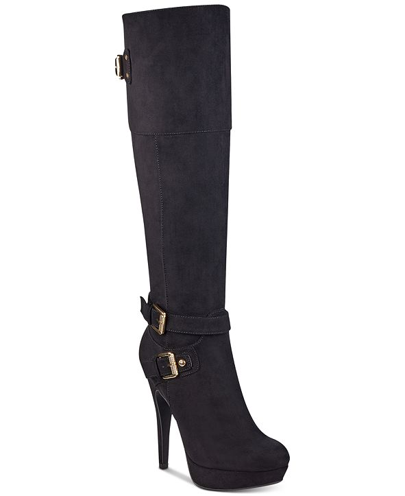 G by GUESS Decco Platform Boots
