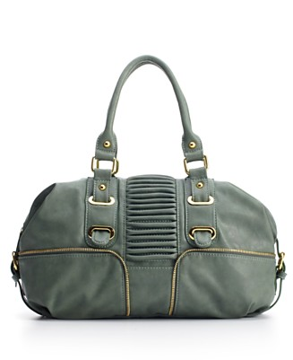 Big Buddha Handbag, Tuxedo Satchel - Satchels - Handbags & Accessories  - Macy's from macys.com