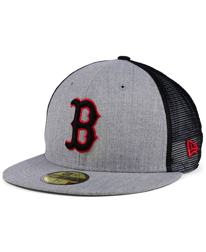 New Era - New School Mesh 59FIFTY Fitted Cap