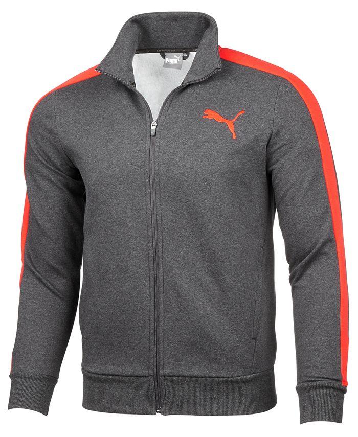 Puma - Men's Core Track Jacket