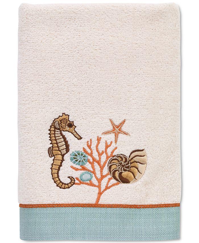 Avanti - Seaside Vintage Hand Towel