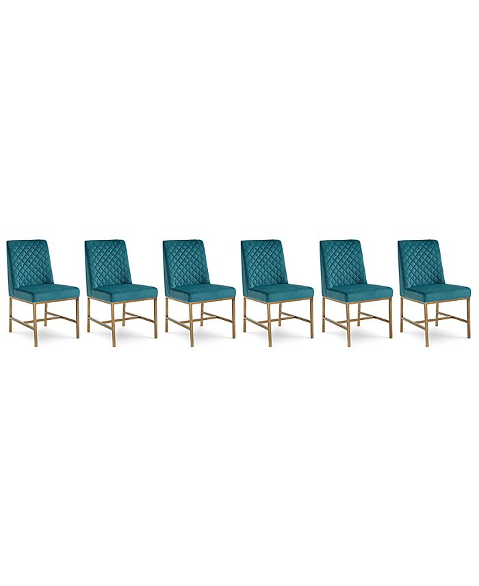 Furniture - Cambridge Dining Chair 6-Pc. Set (6 Side Chairs)