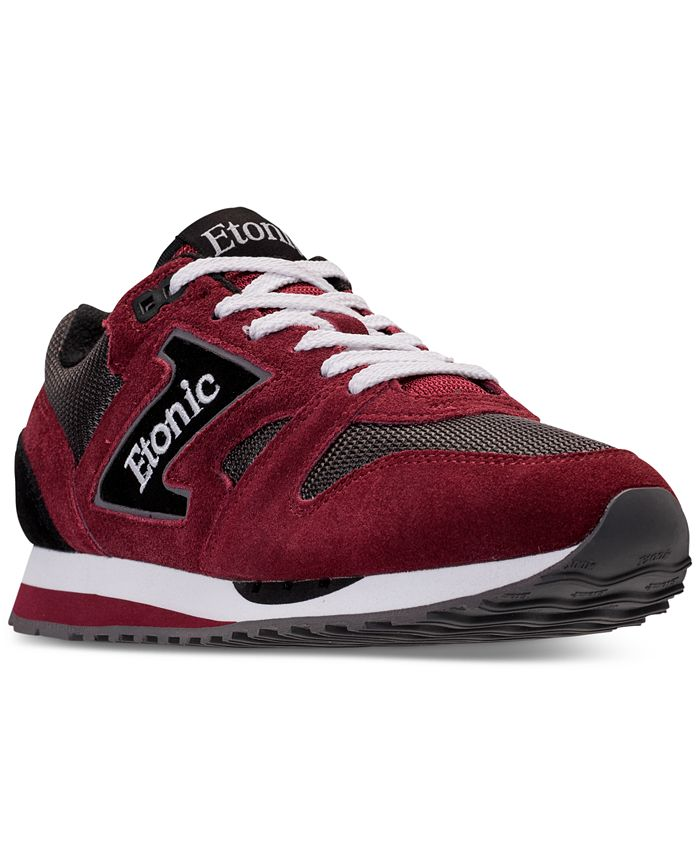 Etonic - Men's Trans Am Mesh Casual Sneakers from Finish Line