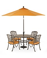 Tan/Beige - Macy's Patio Umbrellas & Outdoor Umbrellas - Macy's