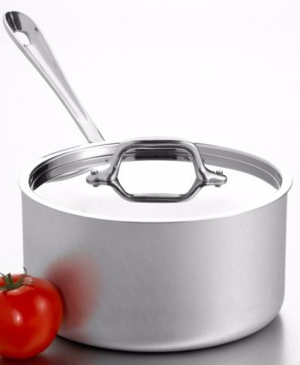 All-Clad MasterChef 2 1.5 Qt. Covered Saucepan