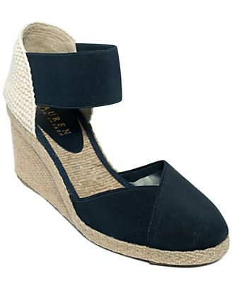 Lauren by Ralph Lauren Shoes, Charla Espadrilles