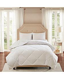 Smart Cool by Sleep Philosophy Coolmax® Microfiber White King Down-Alternative Comforter