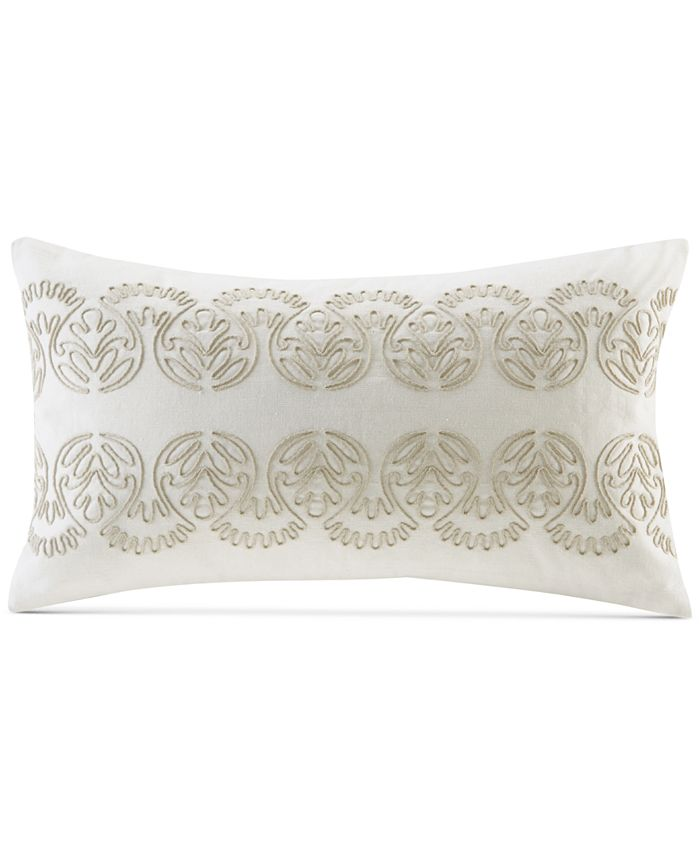 "Harbor House - Suzanna 12"" x 20"" Oblong Decorative Pillow"