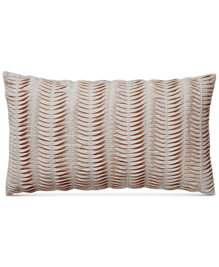 """Hotel Collection - Speckle 14"""" x 24"""" Decorative Pillow"""