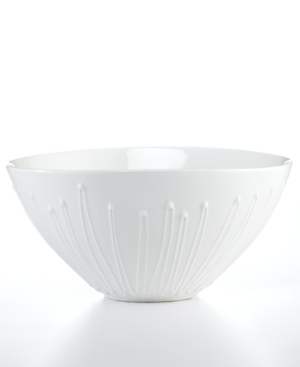 BIA Dinnerware, Icing Serving Bowl