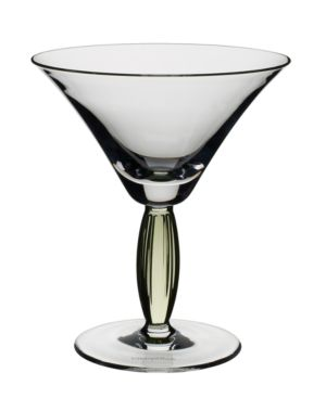 Closeout! Villeroy & Boch Martini Glass, New Cottage Green