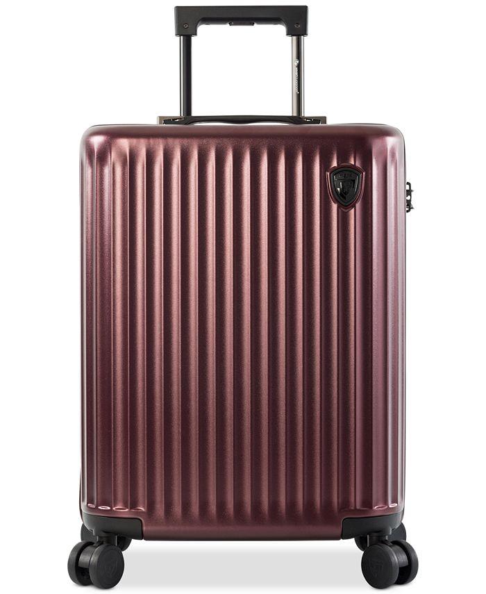 "Heys - SmartLuggage® 21"" Hardside Spinner Carry-On Suitcase"