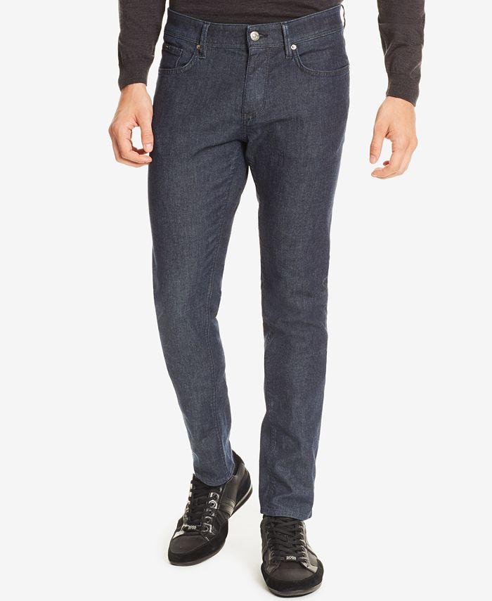Hugo Boss - Men's Extra-Slim Fit 9-oz. Stretch Pants
