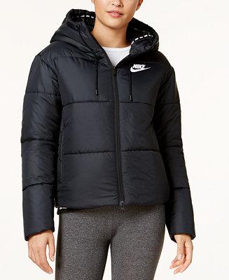 convergencia algas marinas Chirrido  Nike Sportswear Puffer Jacket & Reviews - Jackets & Blazers - Women - Macy's
