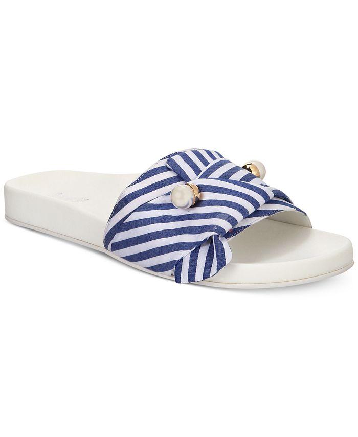 Bar III - Ravyn Pool Slide-On Sandals