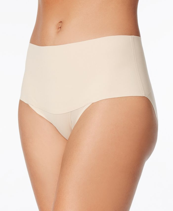 Spanx Undie-tectable Thong SP0115 Rouge Red Womens