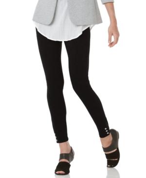 Calvin Klein Pants, Buttoned Leggings
