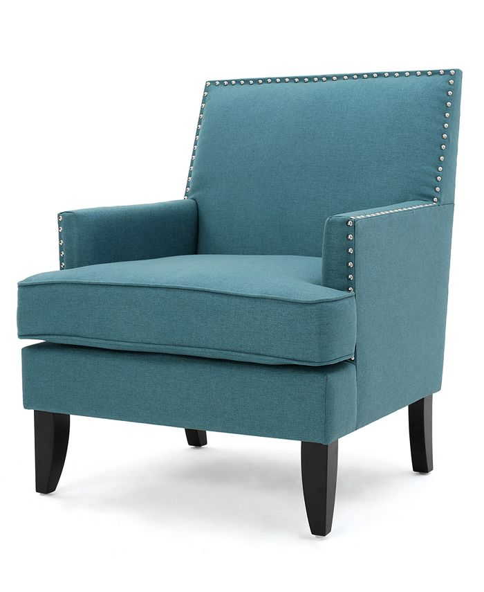 Noble House - Arlyn Club Chair, Quick Ship
