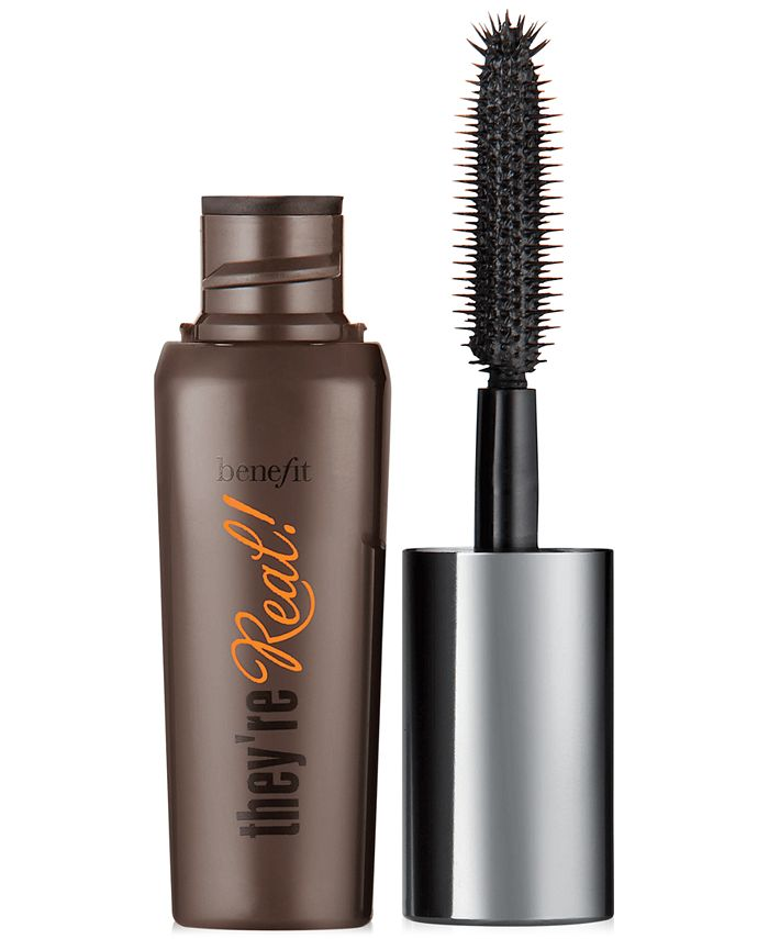 Benefit Cosmetics - they're real! lengthening mascara
