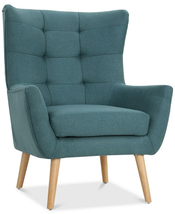 Noble House - Neilan Club Chair, Quick Ship