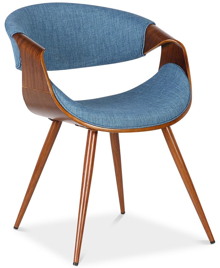 Armen Living - Butterfly Dining Chair, Quick Ship