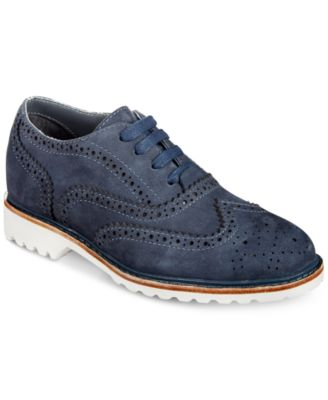 Kenneth Cole Wing Brogue Dress Shoes