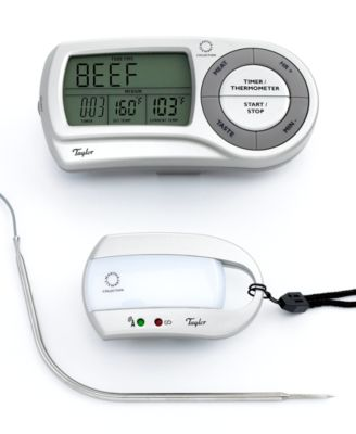 Martha Stewart Collection Wireless Meat Thermometer