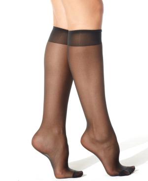 Berkshire Plus Size Hosiery, Day Sheer Knee Highs