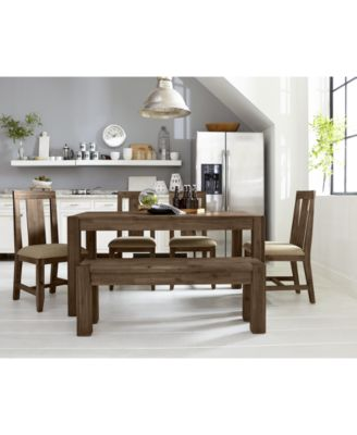 Canyon Small  7-Pc. Dining Set, (60