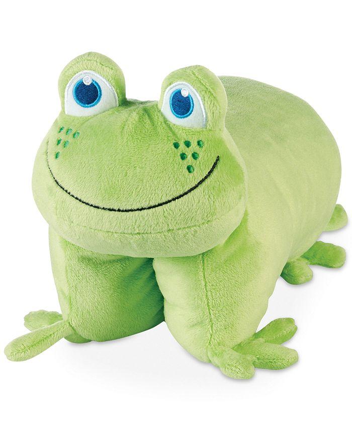 Go Travel - Frog Folding Pillow