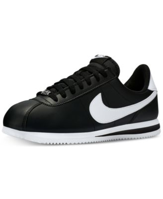 Cortez Basic Leather Casual Sneakers